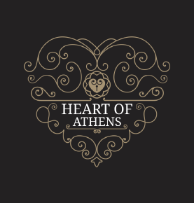 Heart of Athens hotel homepage